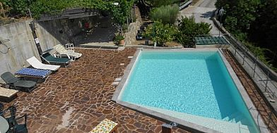 Guest house 09021905 • Holiday property Liguria • Villa Nora