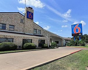 Verblijf 0125659 • Vakantie appartement Texas • Motel 6 Austin Central - South/University of Texas