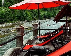 Verblijf 1929802 • Bed and breakfast Sumatra • EcoTravel Cottages Bukit Lawang